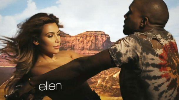 "Kanye West: ""Bound 2″ Kim Kardashian"